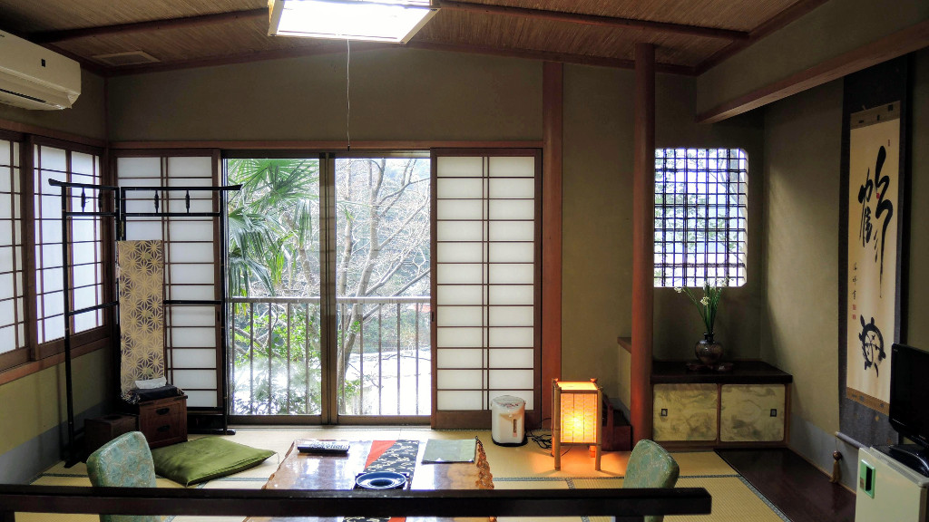 Fujimiya ryokan Kinosaki The Real Japan Rob Dyer