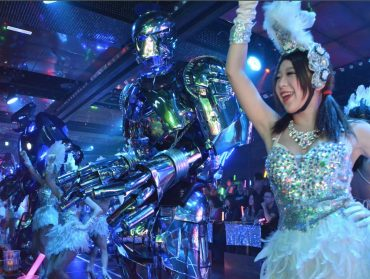 Robot Restaurant Tokyo The Real Japan