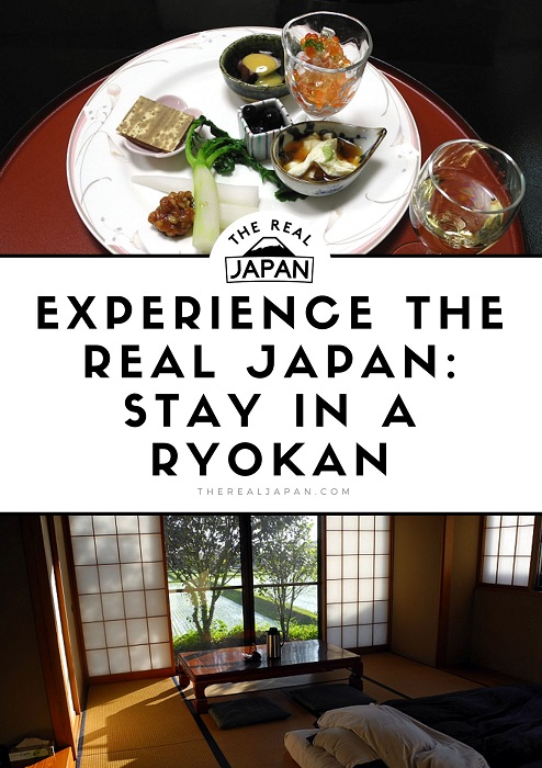 Staying in a Ryokan The Real Japan