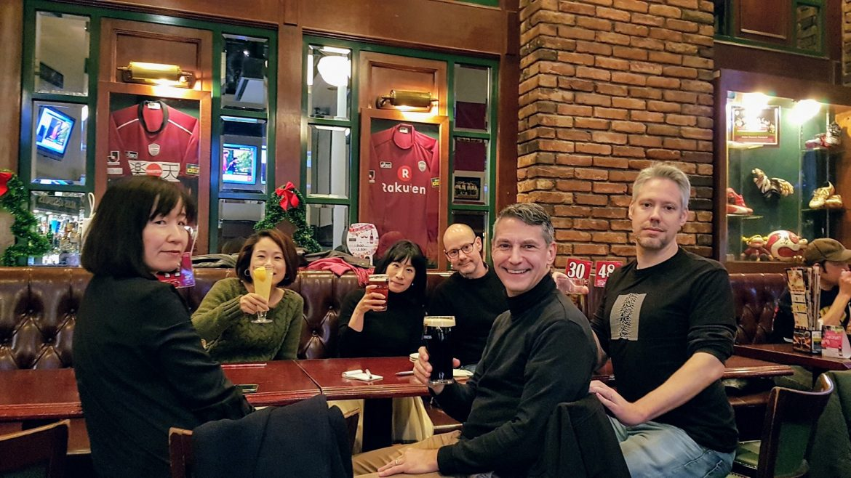 The Real Japan Meetup 2019 Kobe Rob Dyer