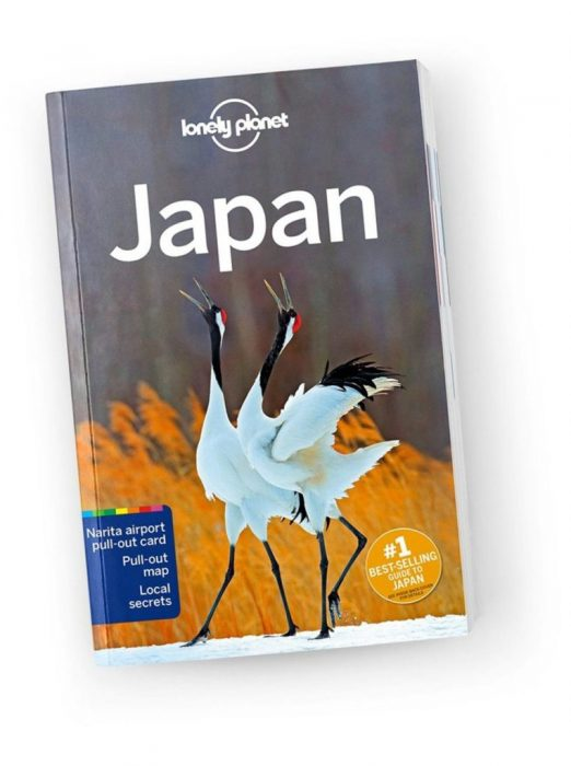 Lonely Planet Japan Guide The Real Japan Rob Dyer