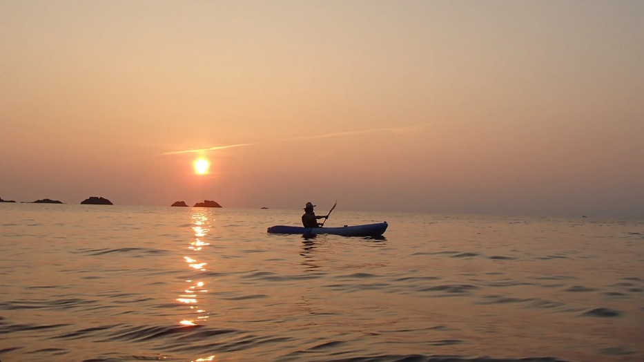 kayaking sea of japan The Real Japan