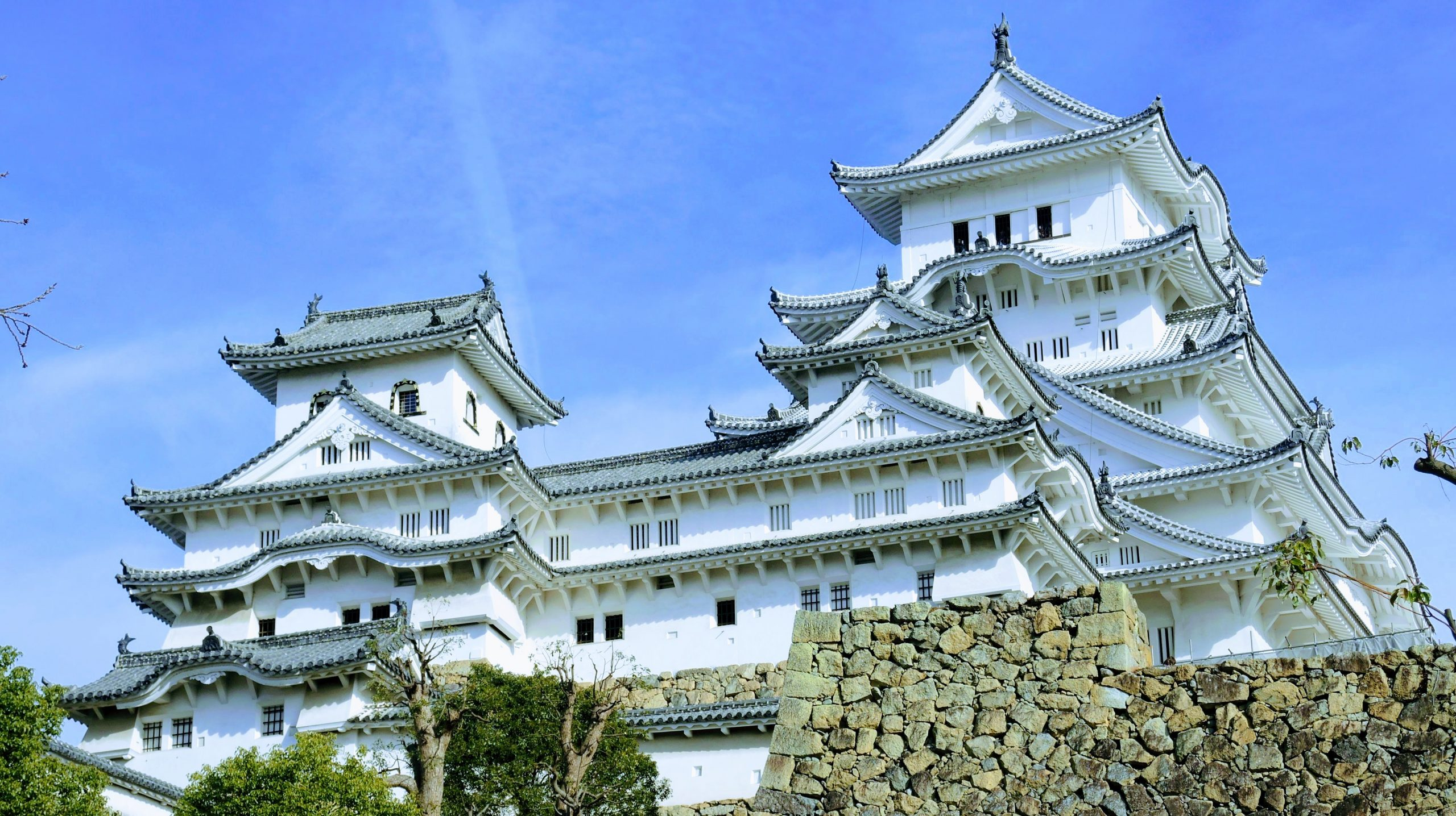 A Week In Kansai Himeji Castle The Real Japan Rob Dyer