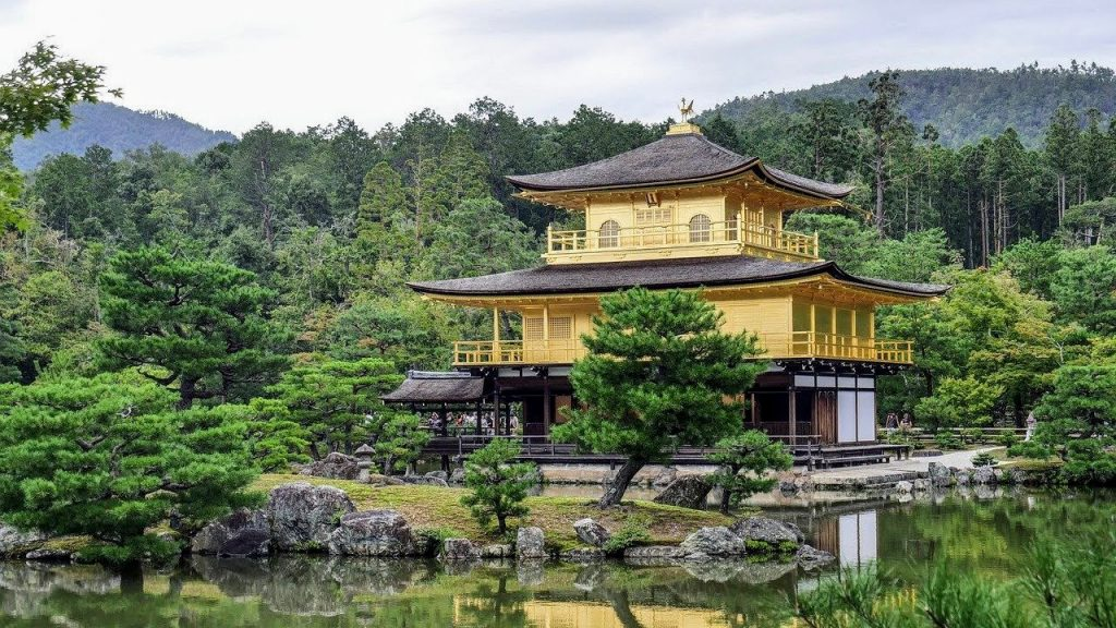 Kinkaku-ji temple Kyoto The Real Japan Rob Dyer