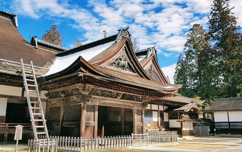A Week In Kansai Koyasan The Real Japan Rob Dyer