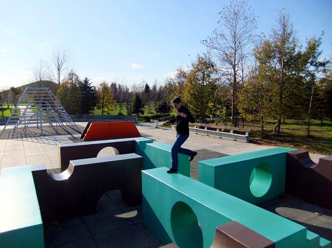Moerenuma Park, Sapporo, Hokkaido The Real Japan Rob Dyer