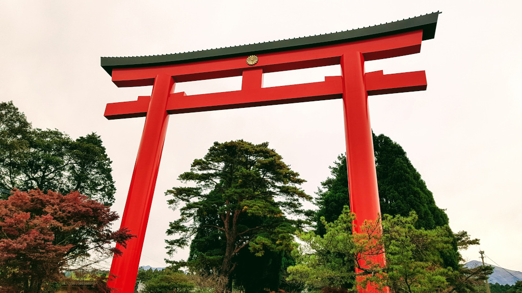 Kirishima Jingu Shrine Kagoshima The Real Japan Rob Dyer