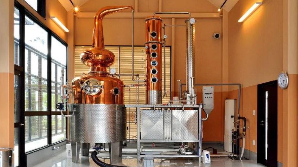 Doppo Kan craft beer tour Okayama The Real Japan