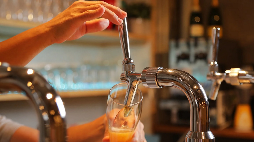 Hyuga Brewery Beer Tasting The Real Japan
