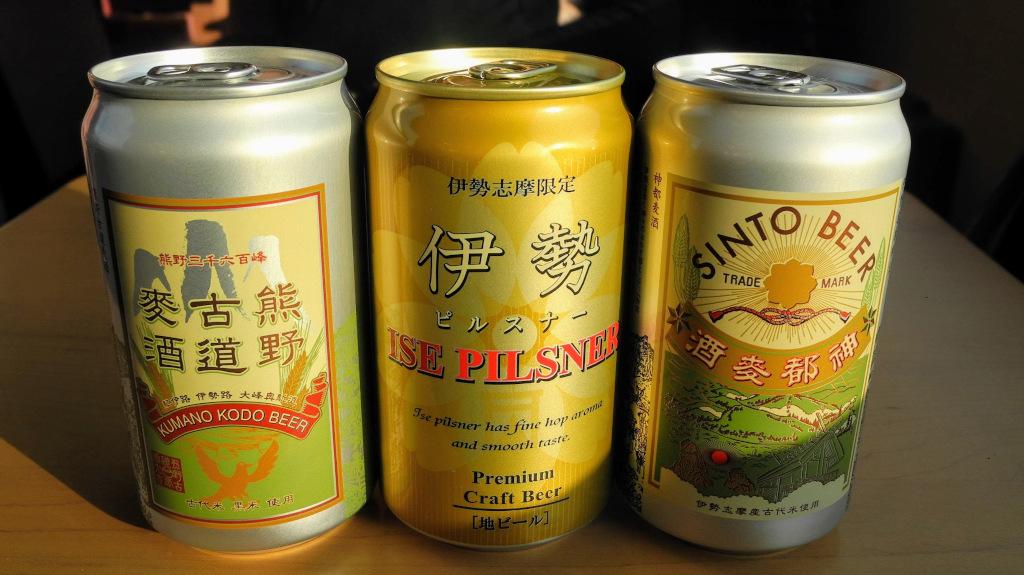 Japanese Craft Beer Ise Kadoya Brewery The Real Japan