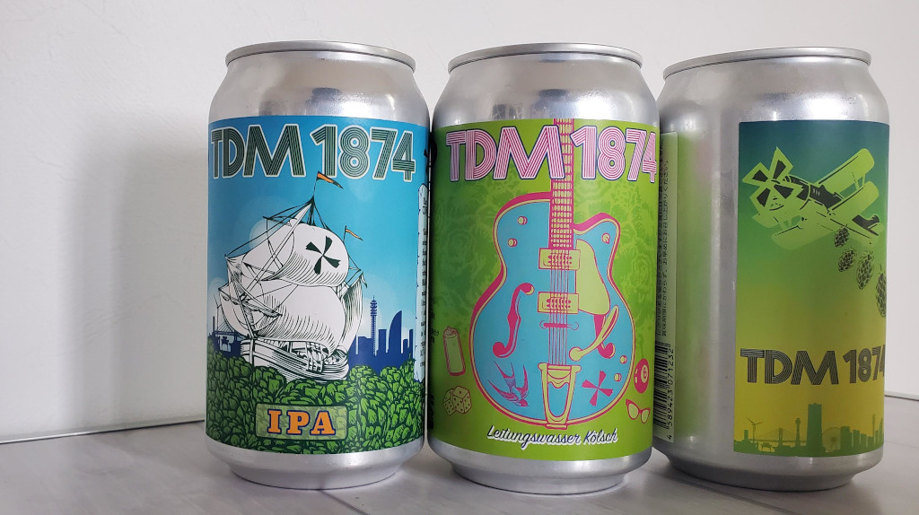 Japanese Craft Beer TDM 1874 Brewery The Real Japan