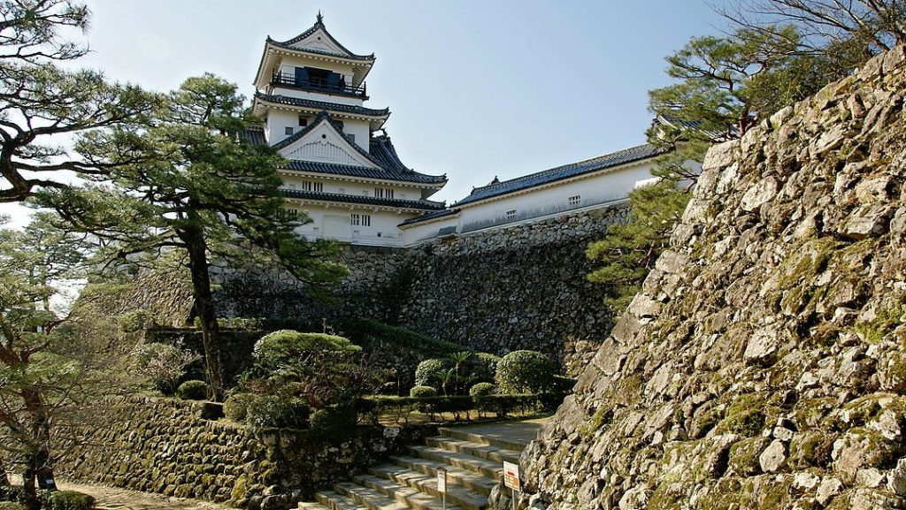 Kochi Castle, Kochi Shikoku The Real Japan
