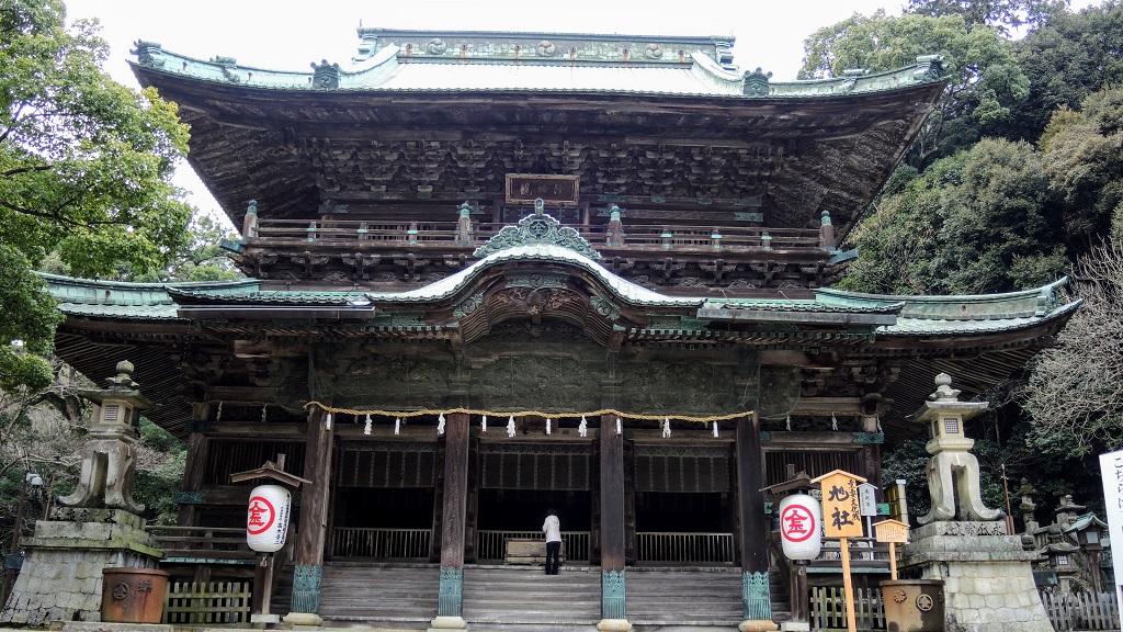 Kotohira Shrine The Real Japan Rob Dyer