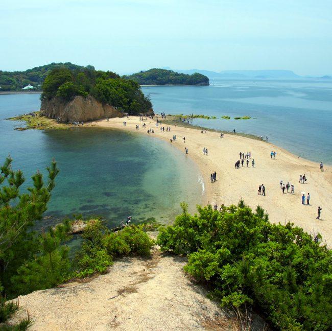 Angel Road Shodoshima The Real Japan