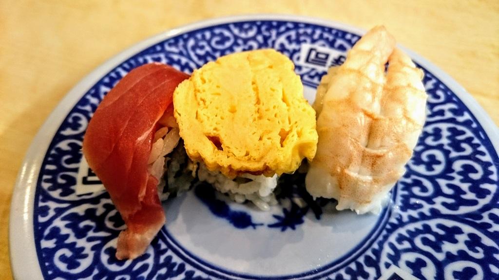 Kura sushi plate The Real Japan Rob Dyer