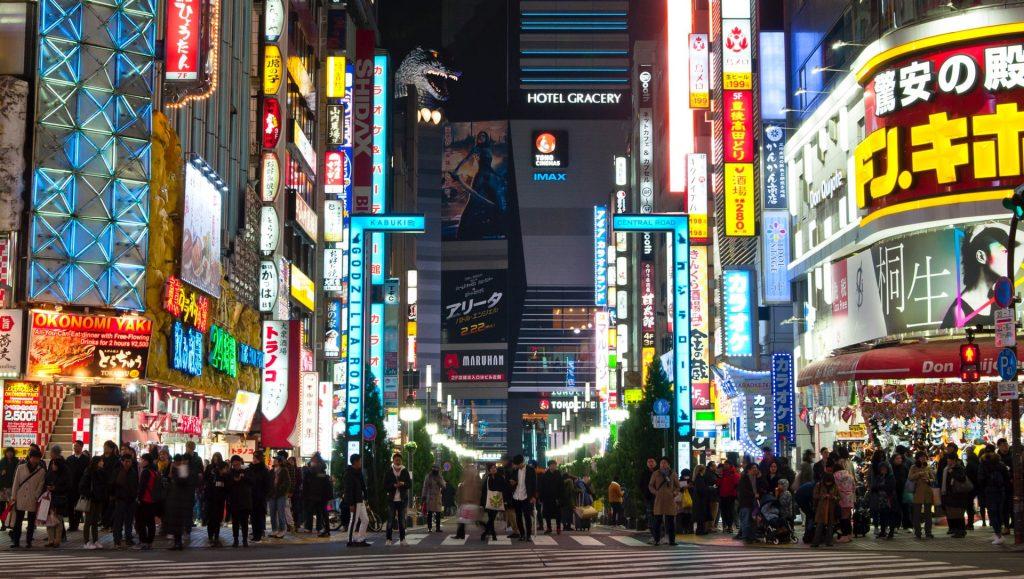 Shinjuku Tokyo The Real Japan Fabrizio Chiagano