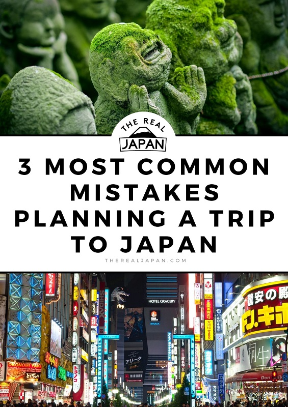 Common Mistakes Planning Japan Trip The Real Japan Rob Dyer