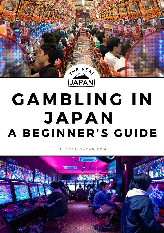 Gambling in Japan - A Beginner's Guide The Real Japan
