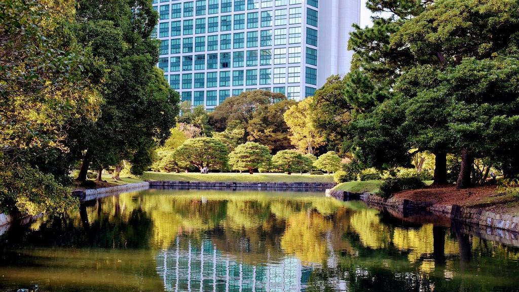 Ueno Park Tokyo The Real Japan