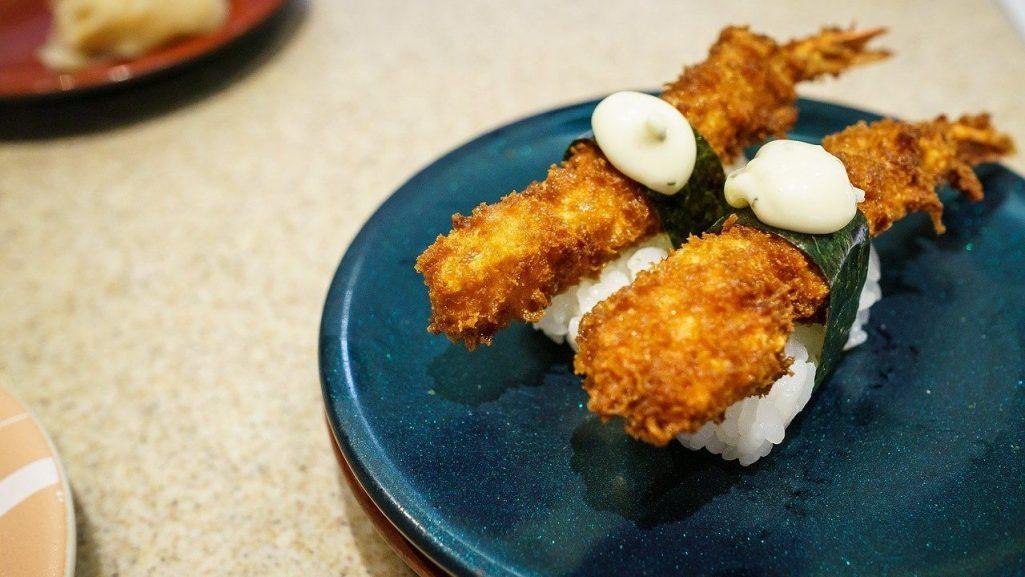 Okinawan seafood sushi The Real Japan