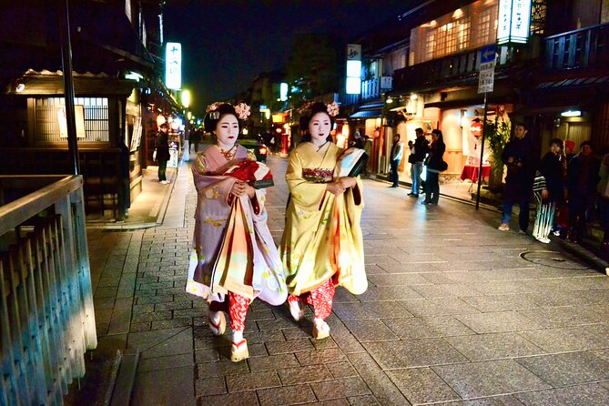 Gion at Night Kyoto virtual tour The Real Japan