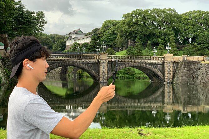 virtual Imperial Palace tour The Real Japan