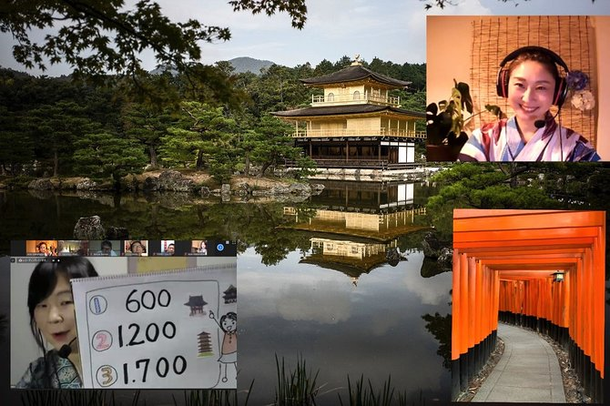 Zoom Kyoto virtual tour The Real Japan