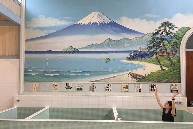 virtual bathing sento tour The Real Japan