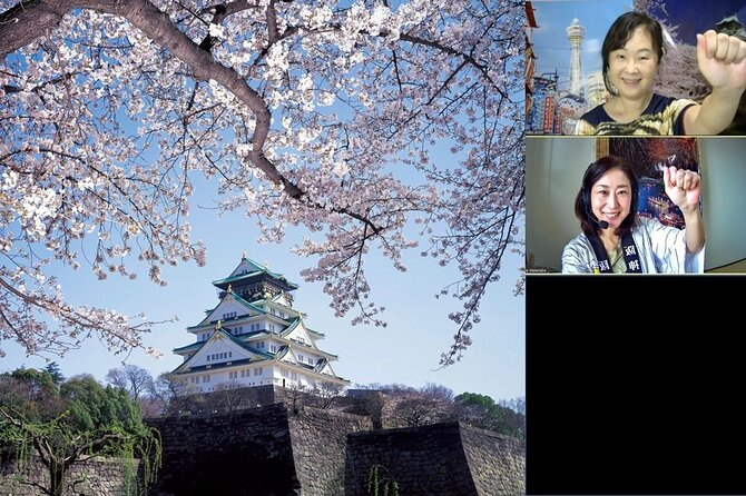 Best Virtual Osaka tour The Real Japan