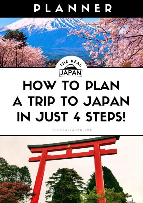 Plan a trip to Japan 4 steps The Real Japan Rob Dyer