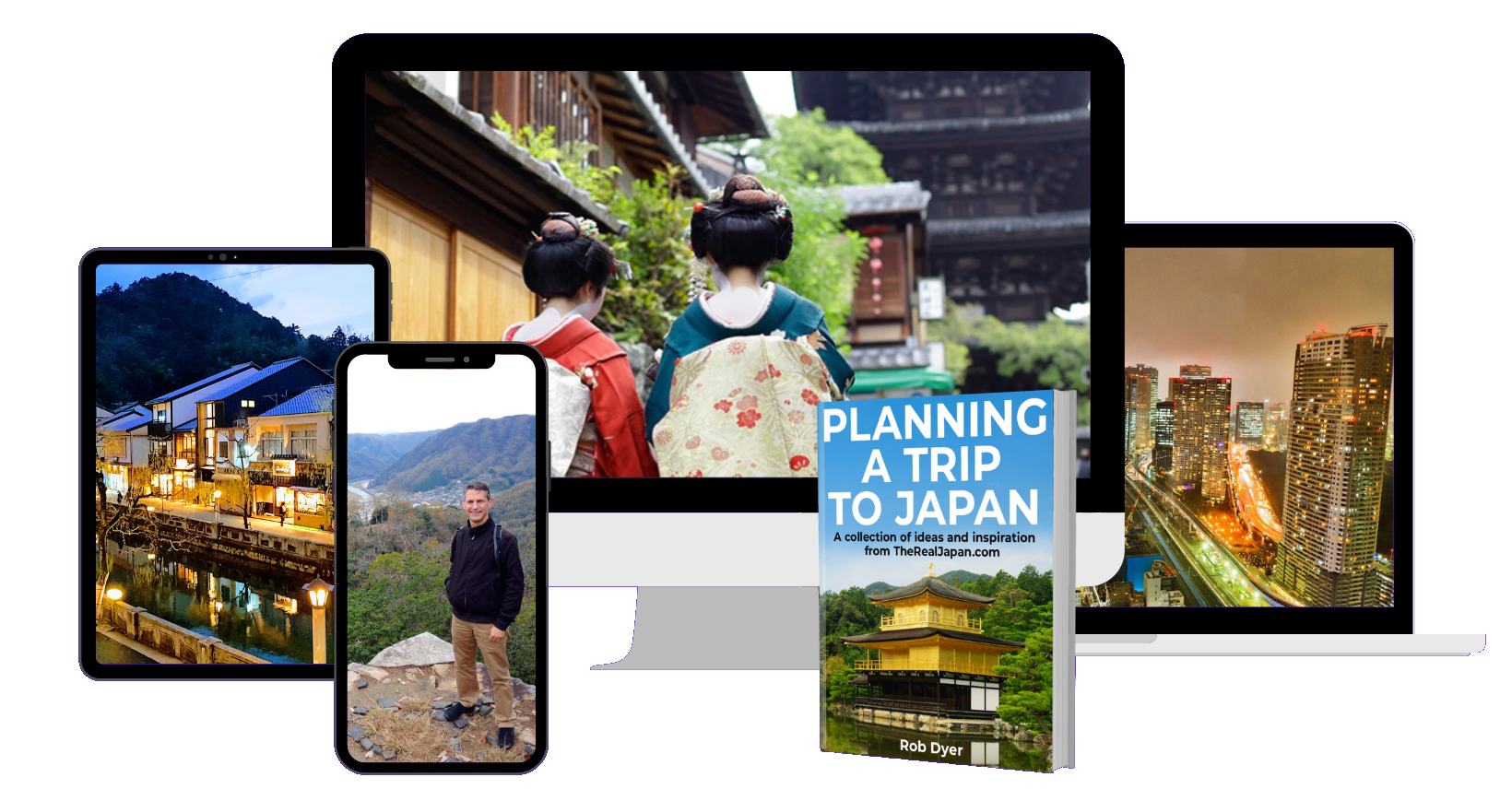 Planning A Trip To Japan Rob Dyer The Real Japan