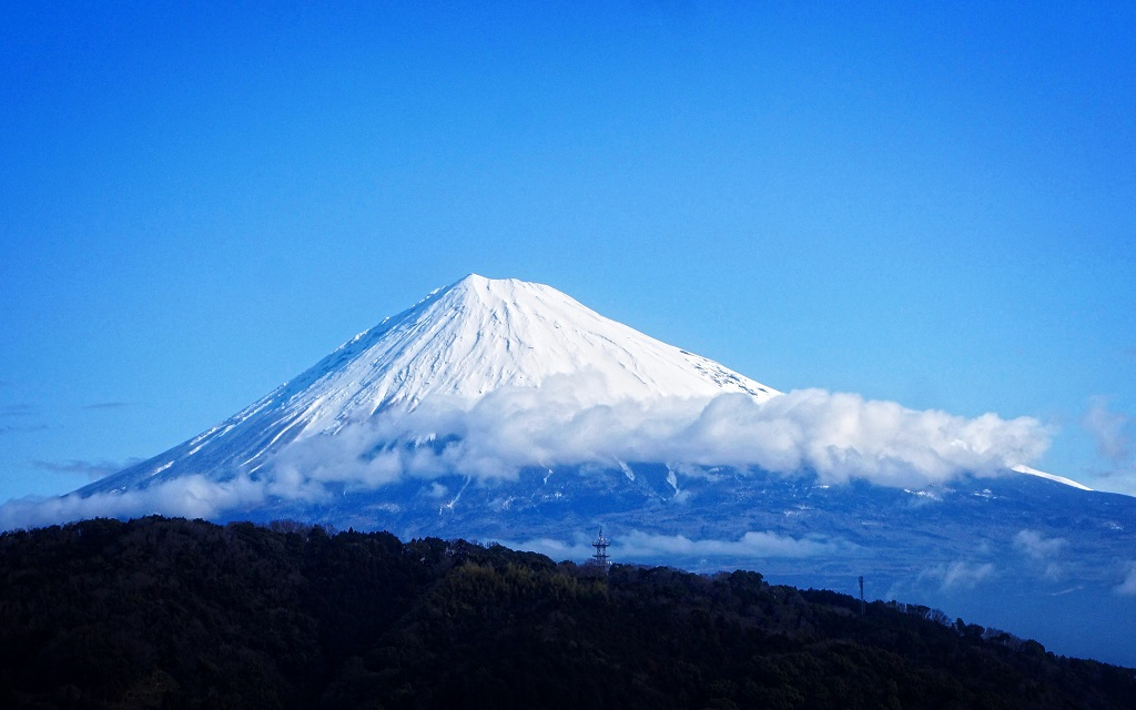 hiking trekking Mt Fuji The Real Japan