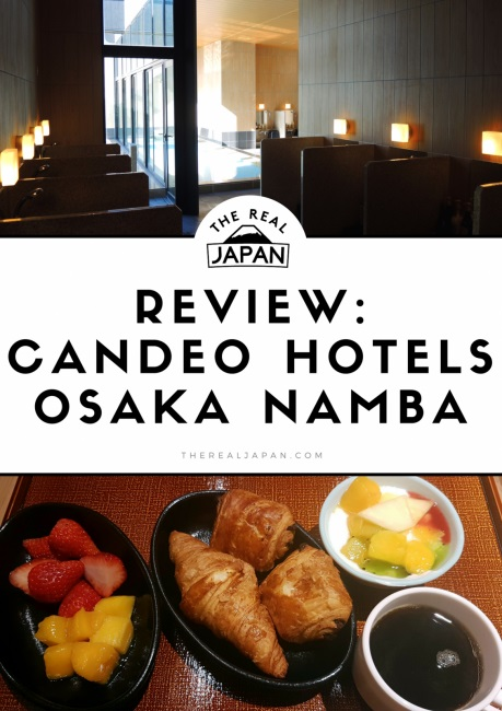 Candeo Hotel Osaka Namba The Real Japan Rob Dyer