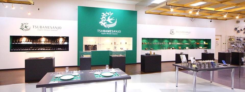 Tsubamesanjo store Japanese knives Eric Chevallier The Real Japan