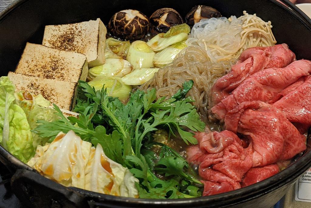 sukiyaki The Real Japan