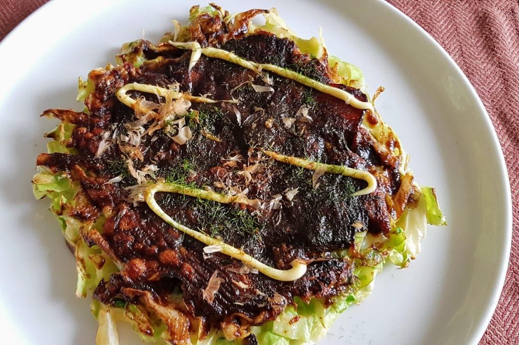 okonomiyaki The Real Japan Rob Dyer