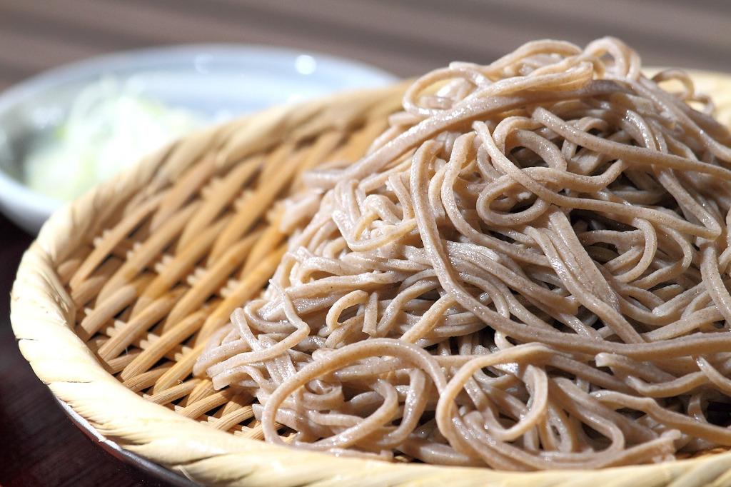 soba buckwheat noodles The Real Japan