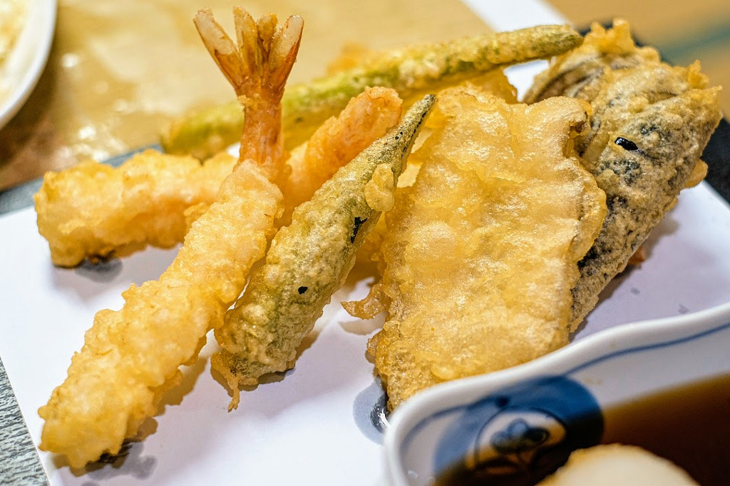 tempura The Real Japan