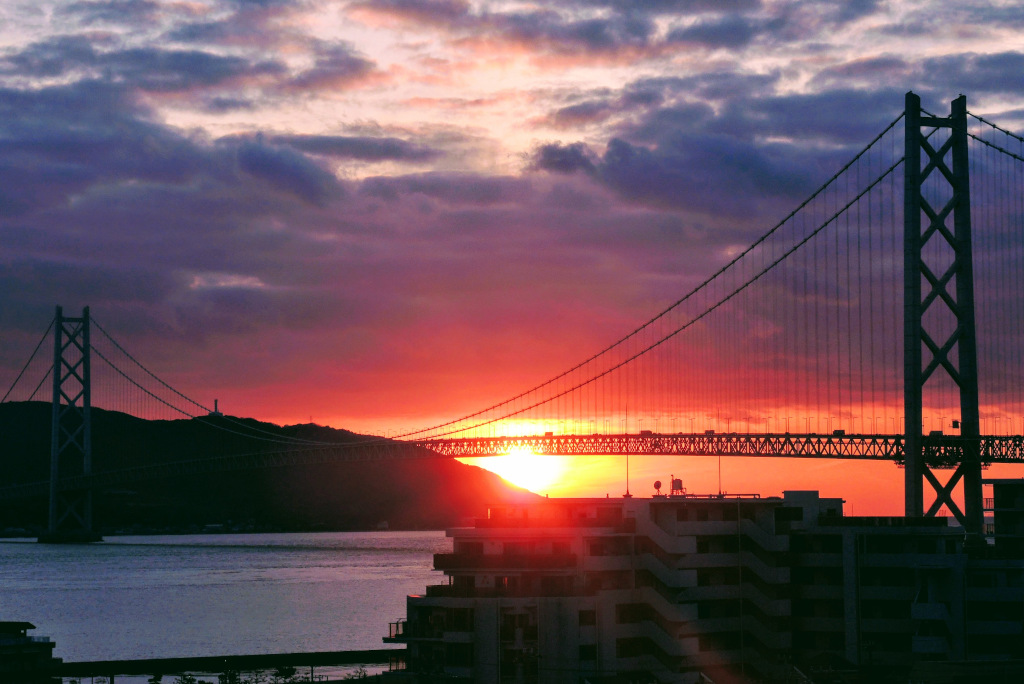 Akashi Kaikyo Bridge Kobe The Real Japan Rob Dyer