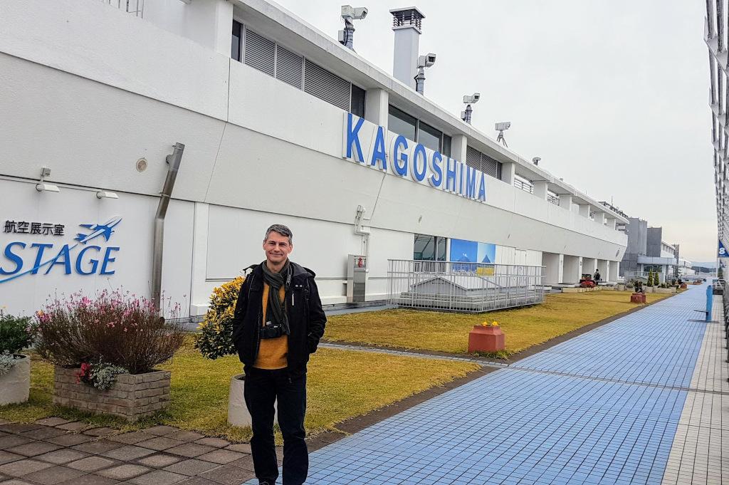 Kagoshima Airport Kyushu The Real Japan Rob Dyer