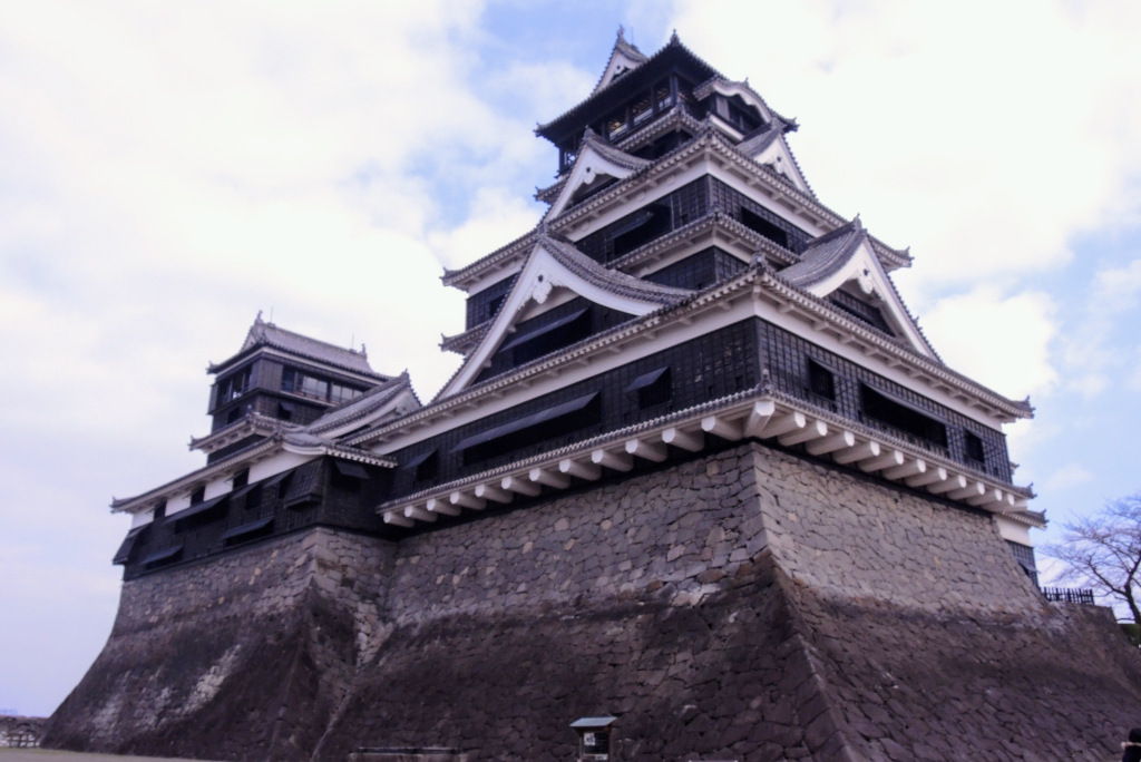 Kumamoto Castle Kyushu The Real Japan Rob Dyer