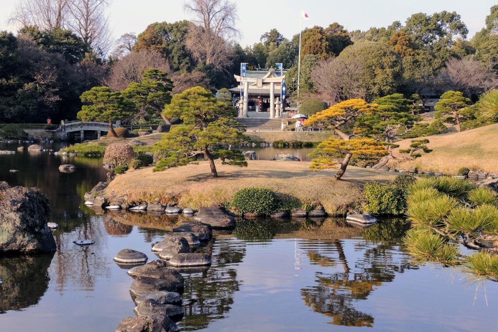 Suizenji Jojuen Garden Kumamoto Kyushu The Real Japan Rob Dyer