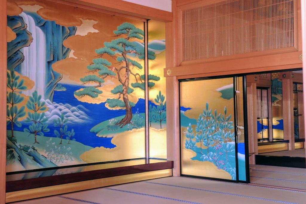 Honmaru Goten Palace interior Kumamoto Castle Kyushu The Real Japan Rob Dyer