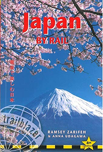 Japan by Rail book The Real Japan