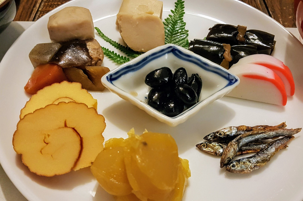 osechi ryori meal The Real Japan Rob Dyer