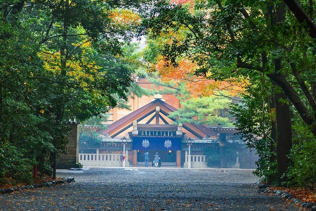 Atsuta Shrine Nagoya city guide The Real Japan - Elisabeth Llopis