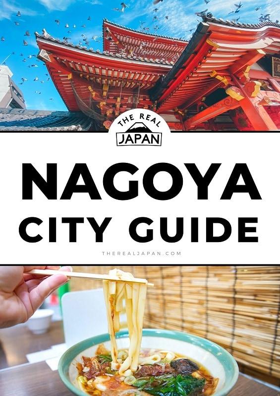 Nagoya City Guide The Real Japan