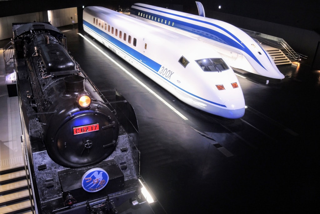 SCMAGLEV Railway Park Nagoya city guide The Real Japan - Rob Dyer